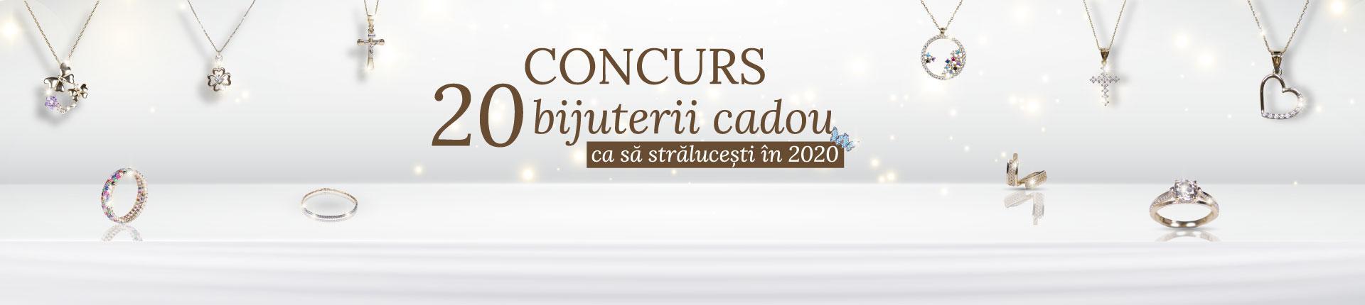 Campania 20 bijuterii de aur